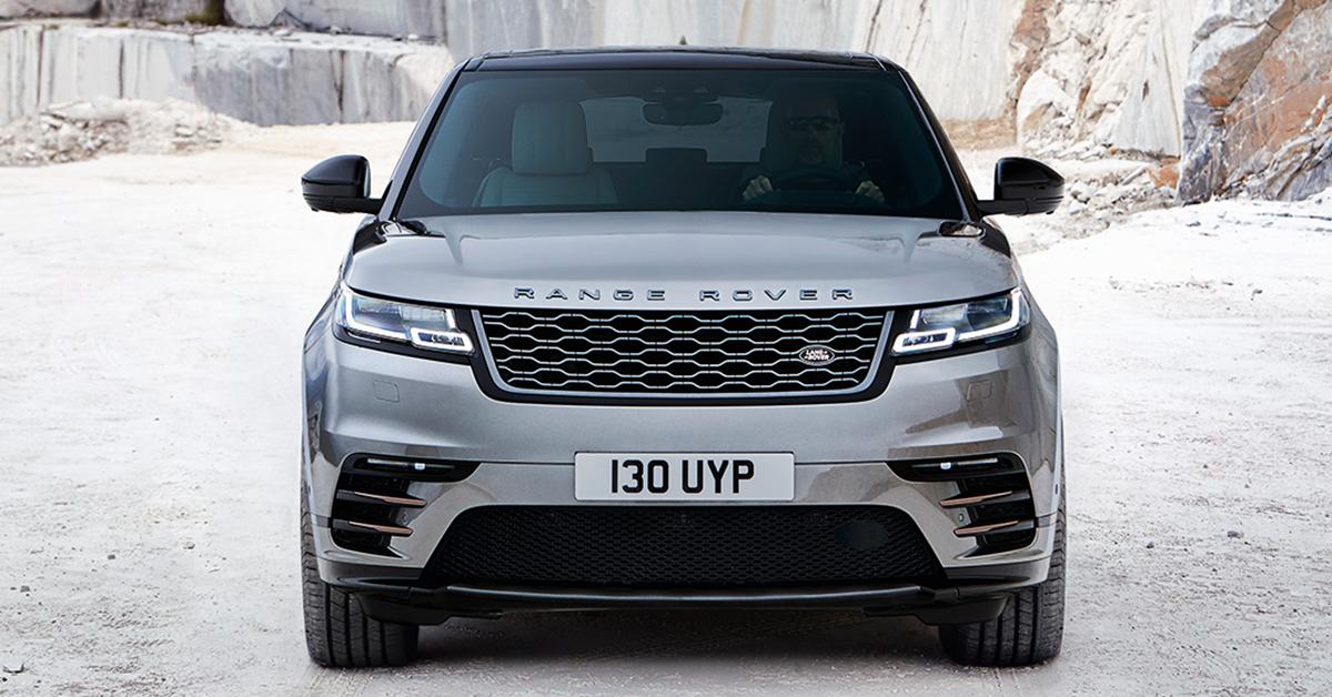Range Rover Velar | Land Rover USA