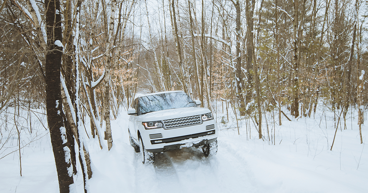 Land Rover Off-Road Driving School | Land Rover USA