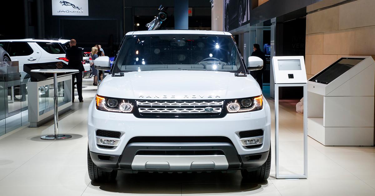 Land Rover USA