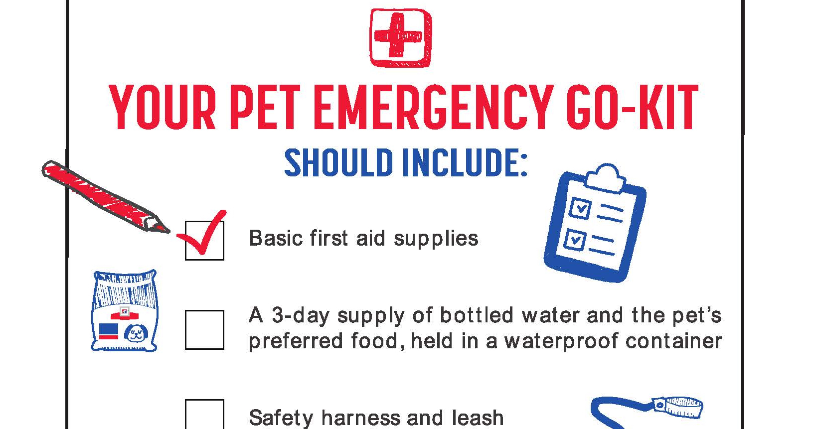 Are You Pet Prepared? - Hill's Pet Nutrition 2017-05-13 13:32